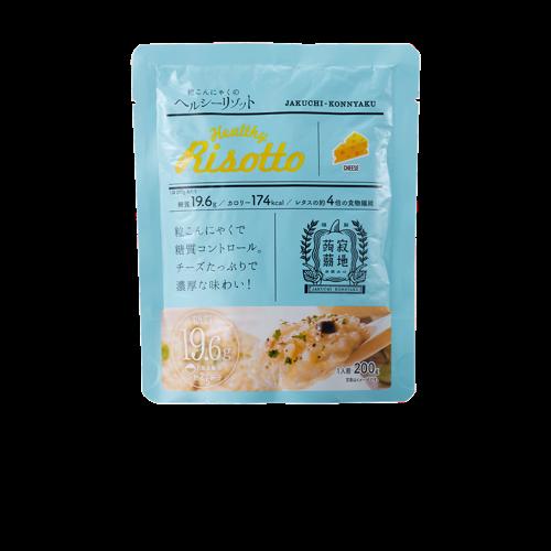 粒こんにゃくのヘルシーリゾット / チーズ味